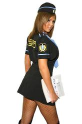 Полицейские и копы - Костюм Очаровательный судебный пристав