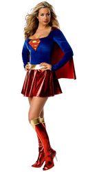 Супермен - Костюм супер девушки