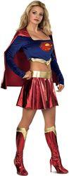 Супермен - Костюм супер женщины