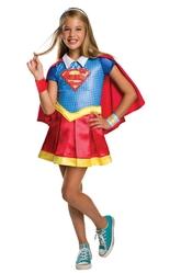 Супергерои и спасатели - Костюм Супергерл Dlx