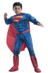 Супермен - Костюм Юный супермен