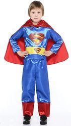 Герои фильмов - Костюм супермена детский