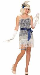 Ретро-костюмы 70-х годов - Костюм Светской львицы из 20х