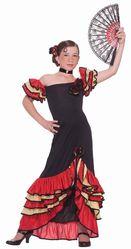 Судьи - Костюм танцовщицы фламенко детский
