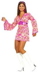 Ретро-костюмы 70-х годов - Костюм танцовщицы-хиппи