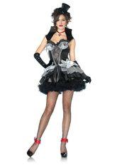 Страшные костюмы - Костюм темной дамы