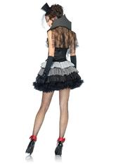 Женские костюмы - Костюм темной дамы