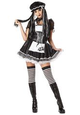 Сказочные персонажи - Костюм трагичной куклы