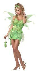 Колдуны и колдуньи - Костюм тропической феи