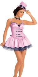 Женские костюмы - Костюм циркачки розовый