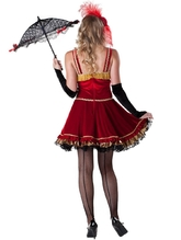 Ретро-костюмы 80-х годов - Костюм цирковой милашки