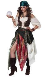 Цыганские костюмы - Костюм цыганки-пирата