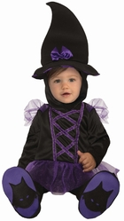 Страшные - Костюм ведьмочки для малыша