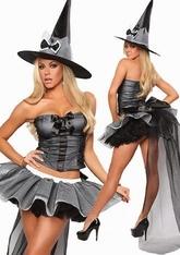 Страшные и Ужасные - Костюм ведьмы Сабрины