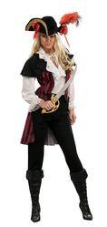 Пиратки - Костюм великолепной пиратки