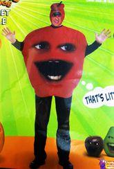 Смешные и Веселые - Костюм веселого яблока