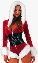 Праздники - Костюм внучки Деда Мороза
