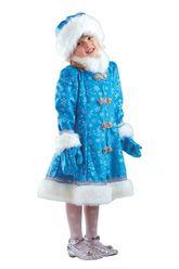 Новогодние костюмы - Костюм внучки-снегурочки