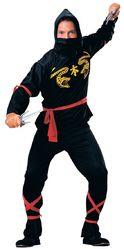 Мужские костюмы - Костюм воина ниндзя