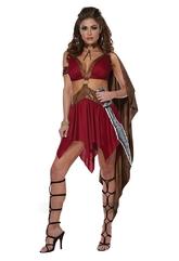 Греческие костюмы - Костюм Воительницы из Спарты