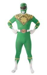 Супергерои и Злодеи - Костюм Второй кожи Зеленый рейнджер