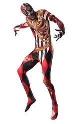 Зомби и Призраки - Костюм Второй кожи Зомби-акробат