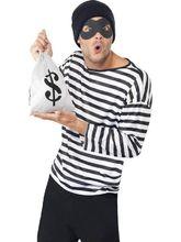 Бандиты и преступницы - Костюм Взломщика с деньгами