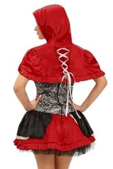 Красные шапочки - Костюм Взрослой Красной шапочки