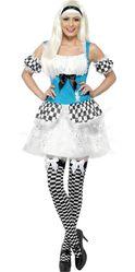 Алисы и Белоснежки - Костюм яркой Алисы