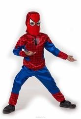 Детские костюмы - Костюм юного человека-паука
