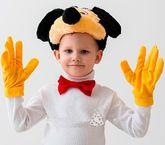 Мышки и Микки - Костюм юного мики