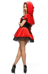 Красные шапочки - Костюм Заботливой Красной шапочки