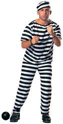Бандиты и преступницы - Костюм заключенного