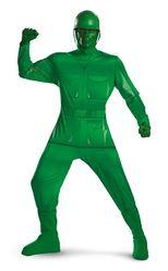 Военные и спецназ - Костюм Зелёного солдатика