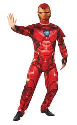 Железный человек - Костюм Железного человека взрослый