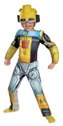 Трансформеры - Костюм желтого Трансформера Бамблби детский