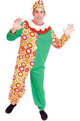 Клоуны - Костюм Жизнерадостного клоун