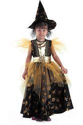 Ведьмы и Колдуньи - Костюм золотой ведьмочки