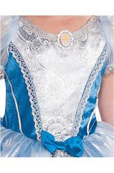 Золушки - Костюм Золушки в серебристом платье