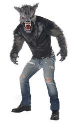 Волки - Костюм зверя волка