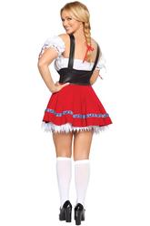 Баварские костюмы - Костюм Красивая официантка