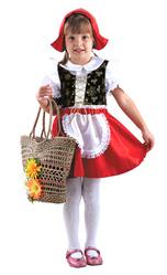 Новогодние костюмы - Костюм Красная шапочка Бэби
