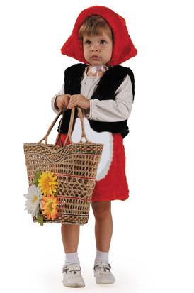 Красная шапочка малютка