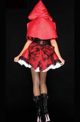 Красные шапочки - Костюм Красная шапочка-милашка