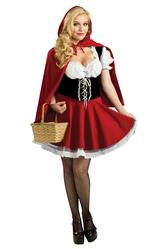 Костюмы на Хэллоуин - Костюм Красная шапочка Путешественница
