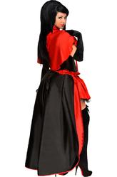 Красные шапочки - Костюм Красная шапочка в черном