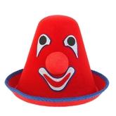 Клоуны - Красная шляпа клоуна