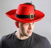 Мушкетеры - Красная шляпа мушкетера