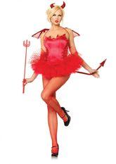 Подъюбники и юбки - Красная юбка Туту