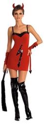 Ведьмы и Дьяволицы - Красное платье чертовки